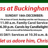 Christmas 2016 at Buckingham