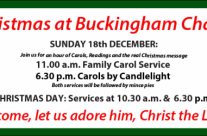 Christmas 2016 at Buckingham