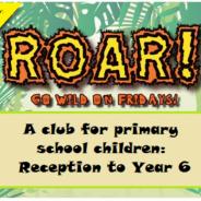 'Tiger Tots & ROAR – back after Summer!