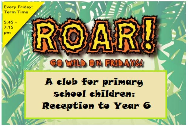 Roar-banner
